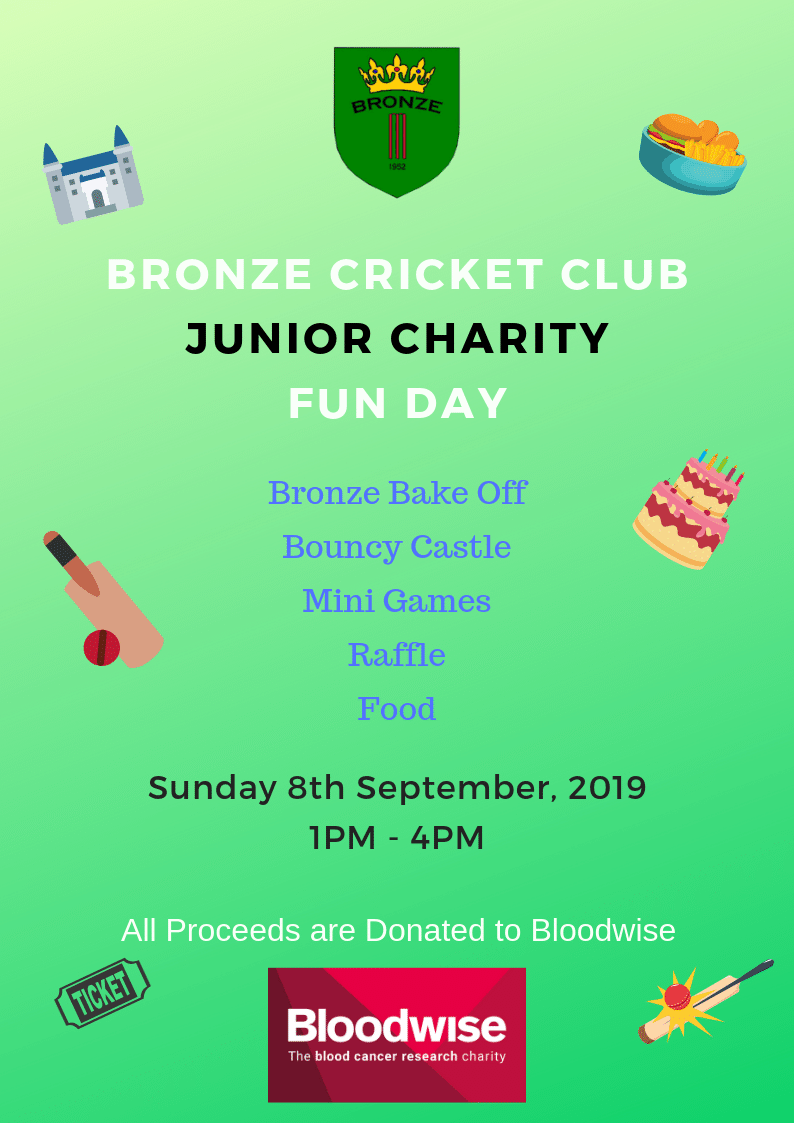 Junior Charity Day 2019