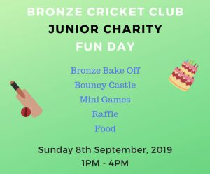 BCC Junior Charity Fun Day 2019 Thumbnail